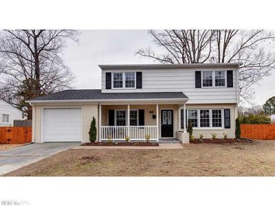 property image for 46 Chipley Drive NEWPORT NEWS VA 23602