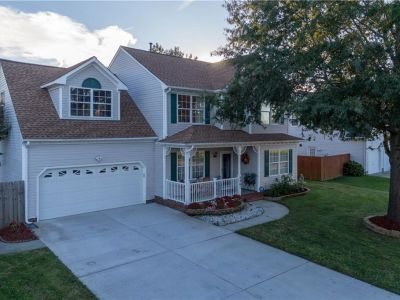 property image for 2461 Kerr Drive VIRGINIA BEACH VA 23454