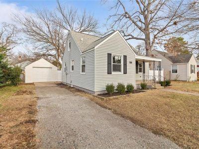 property image for 4718 Woolsey Street NORFOLK VA 23513