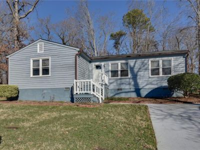 property image for 22 Cathy Drive NEWPORT NEWS VA 23608
