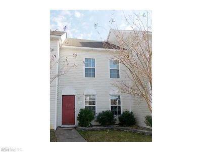 property image for 352 Francisco Way NEWPORT NEWS VA 23601