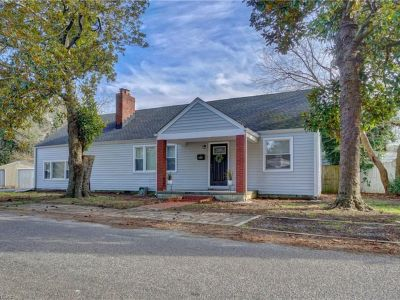 property image for 713 Jewell Avenue PORTSMOUTH VA 23701