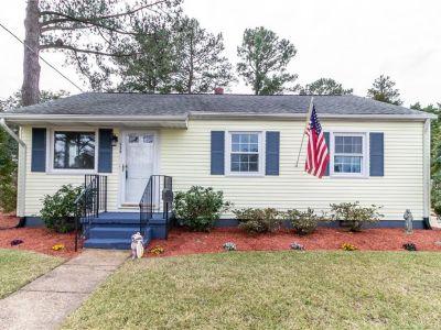 property image for 539 Muskogee Avenue NORFOLK VA 23509