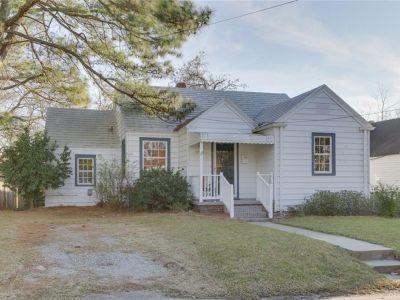 property image for 3729 Wayne Crescent NORFOLK VA 23513