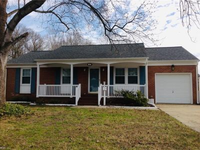 property image for 8 Wedgewood Drive NEWPORT NEWS VA 23601