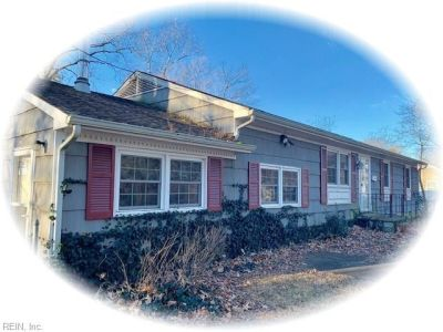property image for 203 Robinson Drive NEWPORT NEWS VA 23601