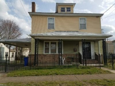 property image for 714 Hampton Avenue NEWPORT NEWS VA 23607