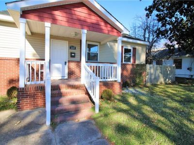 property image for 3232 Knox Street PORTSMOUTH VA 23704