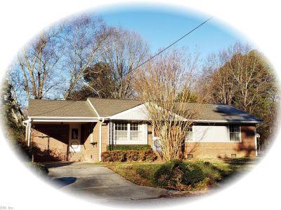 property image for 25 Atkins Lane NEWPORT NEWS VA 23602