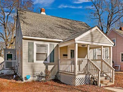 property image for 732 FAIRLAND Avenue HAMPTON VA 23661