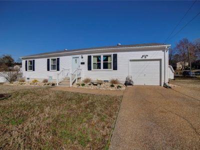 property image for 5 Garfield Drive NEWPORT NEWS VA 23608