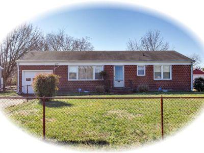 property image for 1823 Gildner Road HAMPTON VA 23666
