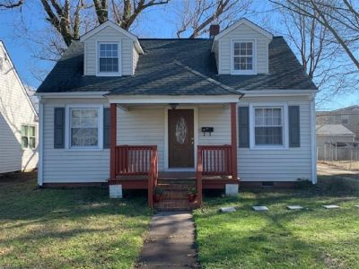 property image for 410 Glendale Road HAMPTON VA 23661