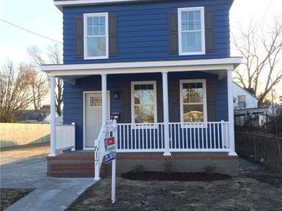 property image for 617 Fairland Avenue HAMPTON VA 23661