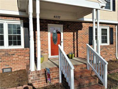 property image for 4033 Tarnywood Drive PORTSMOUTH VA 23703
