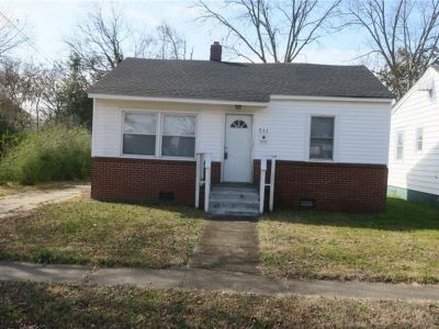 property image for 643 Rolfe Street HAMPTON VA 23661