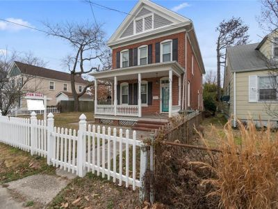 property image for 807 Pembroke Avenue HAMPTON VA 23669