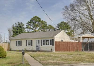 1006 Rollins Circle, Hampton, VA 23663