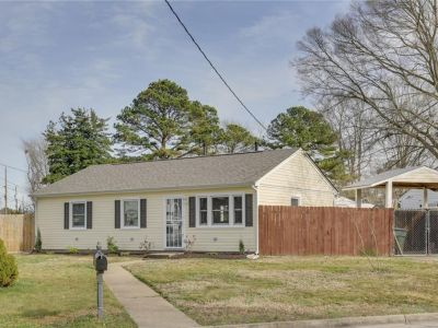 property image for 1006 Rollins Circle HAMPTON VA 23663