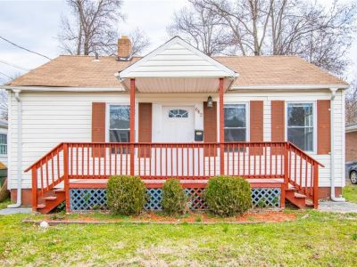 property image for 642 Bell Street HAMPTON VA 23661