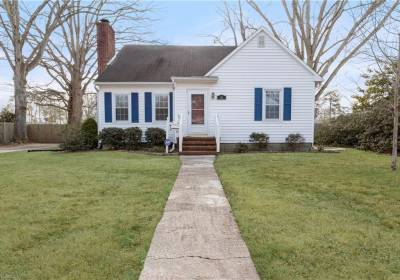 45 Greenwood Road, Newport News, VA 23601