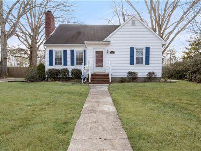 property image for 45 Greenwood Road NEWPORT NEWS VA 23601