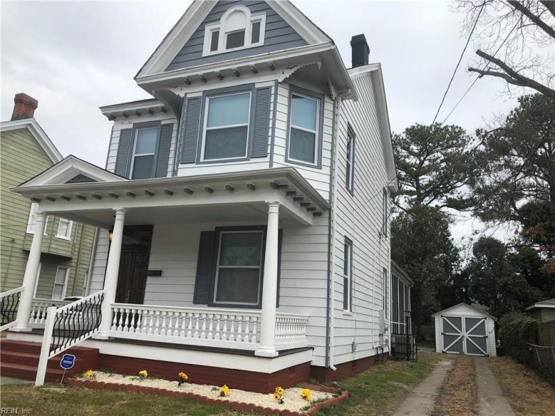 Photo 1 of 50 residential for sale in Portsmouth virginia