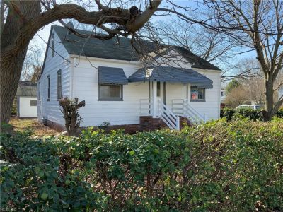 property image for 16 Gilbert Street HAMPTON VA 23669