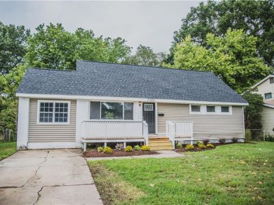 property image for 3320 Lewis Road HAMPTON VA 23666