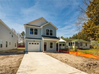property image for 2607 Smithfield Road PORTSMOUTH VA 23702