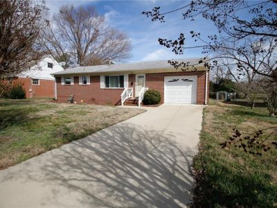 property image for 83 Haviland Drive NEWPORT NEWS VA 23601