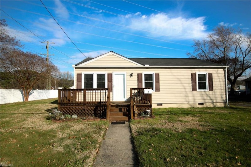 Photo 1 of 22 residential for sale in Hampton virginia