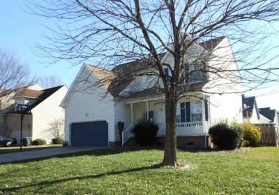 136 Baker Farm Drive, Hampton, VA 23666