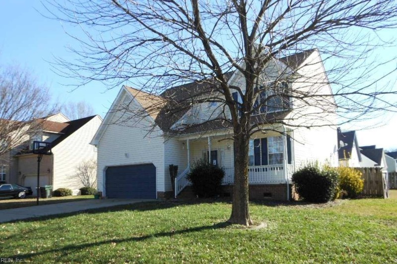Photo 1 of 23 residential for sale in Hampton virginia