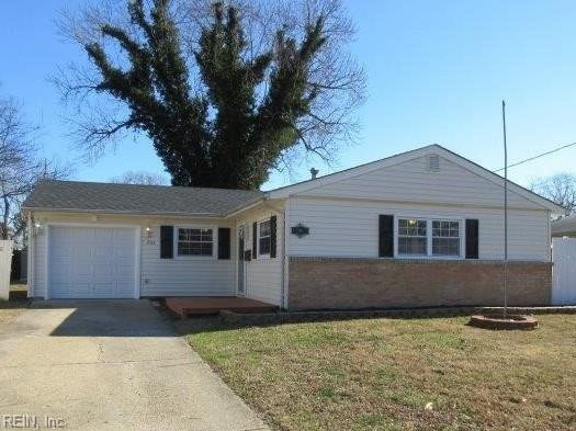 Photo 1 of 16 residential for sale in Hampton virginia