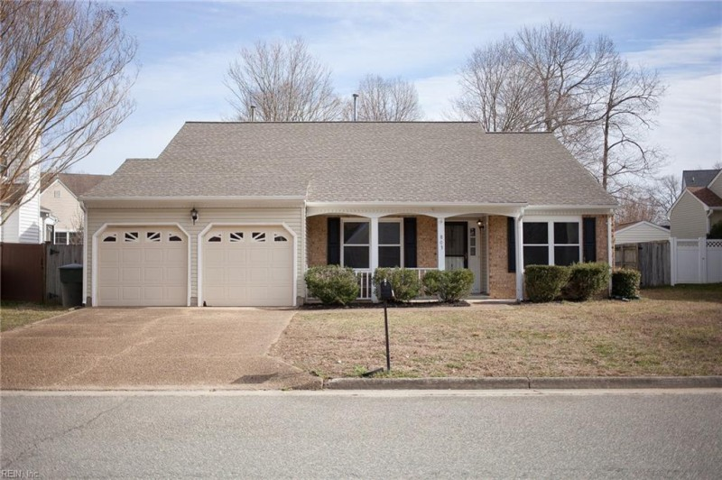 Photo 1 of 30 residential for sale in Newport News virginia