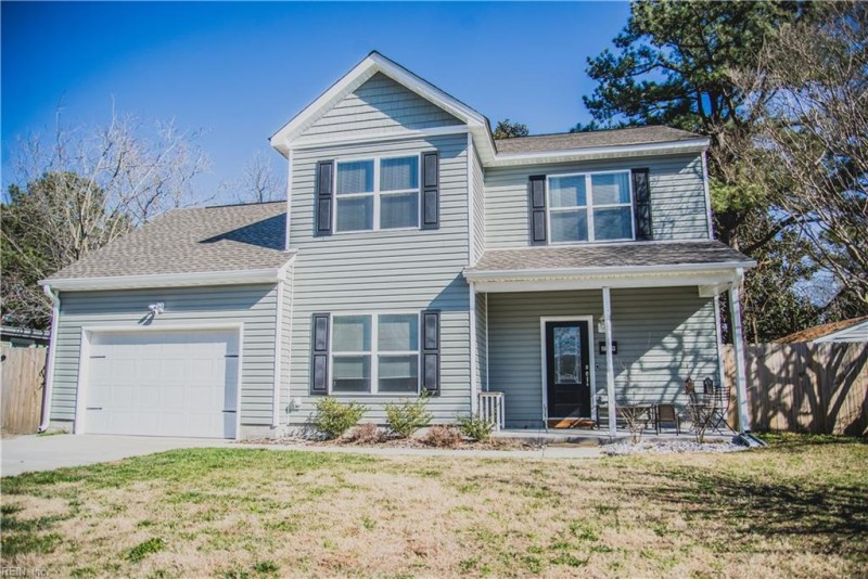 Photo 1 of 41 residential for sale in Chesapeake virginia