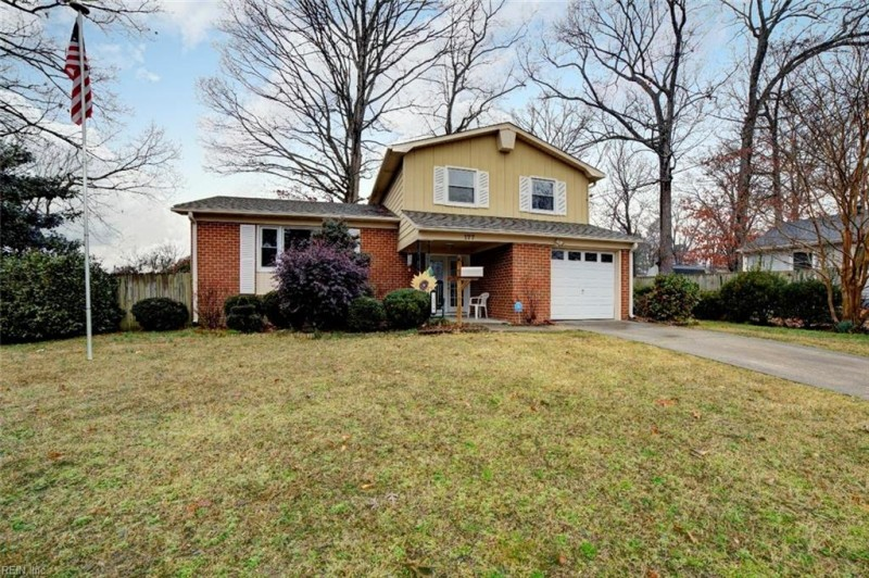 Photo 1 of 23 residential for sale in Newport News virginia