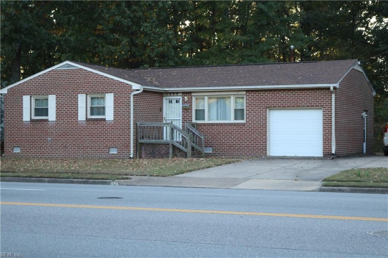 Photo 1 of 10 residential for sale in Hampton virginia