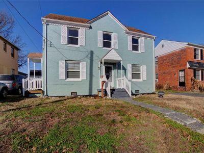 property image for 109 Clyde Street HAMPTON VA 23669