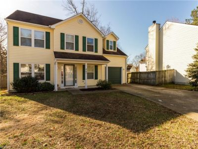 property image for 847 Chapin Wood Drive NEWPORT NEWS VA 23608