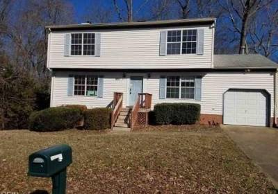 897 Garrow Road, Newport News, VA 23608