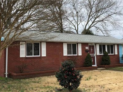 property image for 1508 Hastings Drive HAMPTON VA 23663