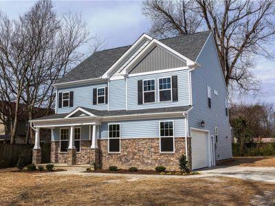 property image for 122 Lucas Creek Road NEWPORT NEWS VA 23602