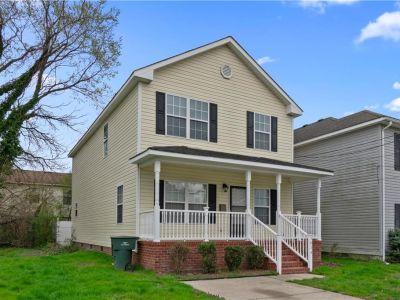 property image for 1614 Selden Avenue NORFOLK VA 23523