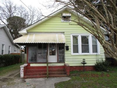 property image for 516 Chesterfield Road HAMPTON VA 23661