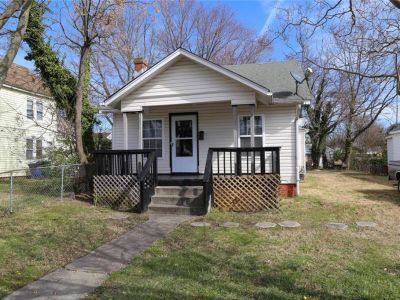 property image for 236 Buxton Avenue NEWPORT NEWS VA 23607