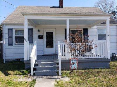 property image for 645 Surry Street PORTSMOUTH VA 23707
