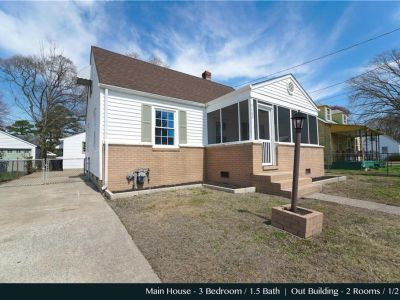 property image for 3402 Brighton Street PORTSMOUTH VA 23707