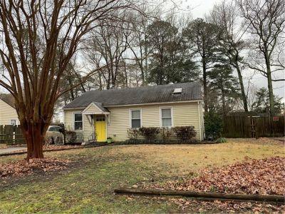 property image for 106 Forrest Street HAMPTON VA 23669